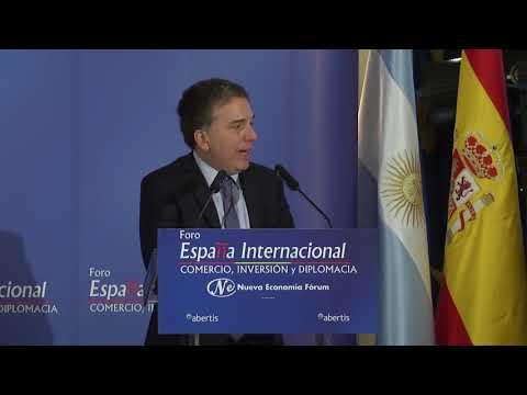 Foro España Internacional con Nicolás Dujovne