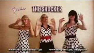 The Pipettes Intructional Dance Video - Lesson One