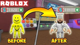 HOW TO GET EASY MONEY! (ROBLOX Bakers Valley)