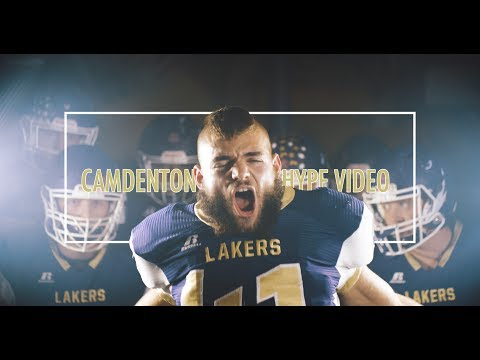 Camdenton Lakers | High School Football Hype | 4K