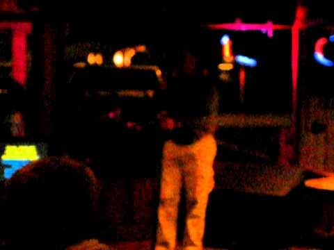 Give Me The Beat Boys - Karaoke 07-29-11 Trout Farm Felton