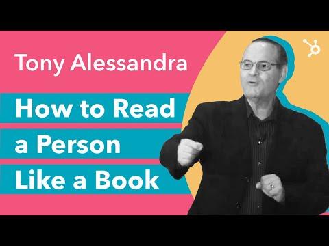 "INBOUND 2015 I&E: Tony Alessandra ""How to Read a Person Like a Book"""