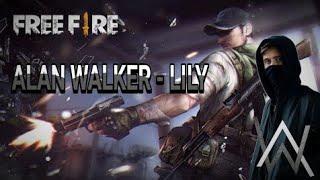 Gambar cover Alan Walker Lily - Versi Free Fire