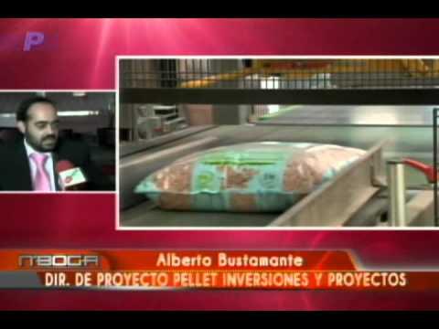 Empresa Pellet apuesta por la producción ecuatoriana