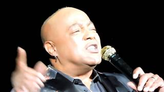 Peabo Bryson If Ever You 39 Re In My Arms Again Tonight I Celebrate My Love Live 2018