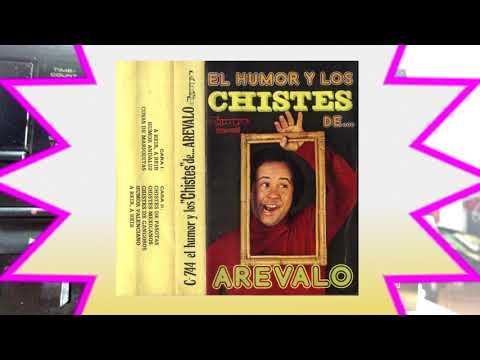 El HUMOR y los CHISTES de AREVALO C 744 😄 MEJORES CHISTES DE LOS 80
