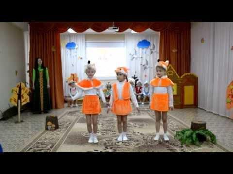 Музыкальная сказка Теремок на новый лад (2015 г.)