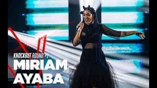 "Miriam Ayaba  ""Milkshake"" - Knockout - Round 1 - TVOI 2019"