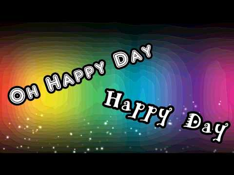 Happy Day by Fee with Lyrics