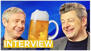 Black Panther - The Beer Question (Interview)