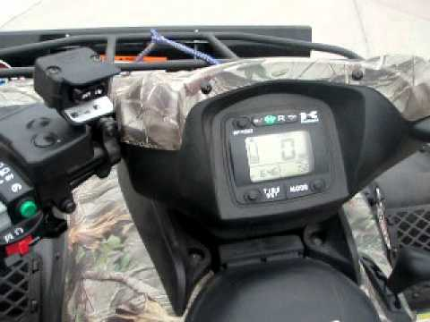 2007 Kawasaki 750 Brute Force 4x4i for sale - $6,000 - YouTube