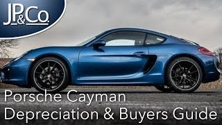 Pre-owned Porsche Cayman Buyers Guide