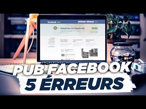 publicit facebook 5 raison pour laquelle a ne fonctionne pas youtube. Black Bedroom Furniture Sets. Home Design Ideas