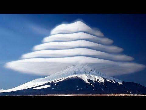 Ненормальные облака и управление погодой. Об этом не расскажут в школе...