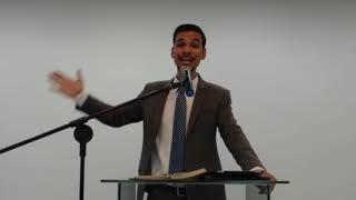 Pregação em Jonas 3.1-10, parte 1: 3.1-4. Pr. Christopher Vicente