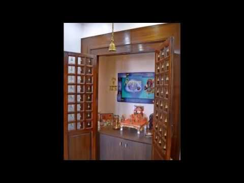 Small Space Pooja Room Ideas For Apartments Youtube