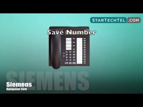 OptiPoint 500 Advanced Telephone