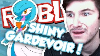 GETTING SHINY GARDEVOIR!!! Part 1 / Roblox Pokemon Brick Bronze / RussoPlays
