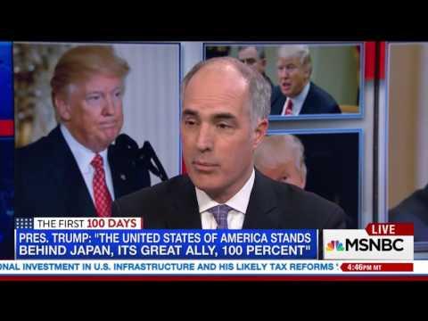 Casey Discusses North Korea, Trump Cabinet, SCOTUS Nom with MSNBC's Ari Melber