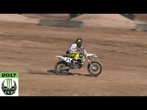 2017 - Monster Energy Cup - Anderson for the Toyota Holeshot?