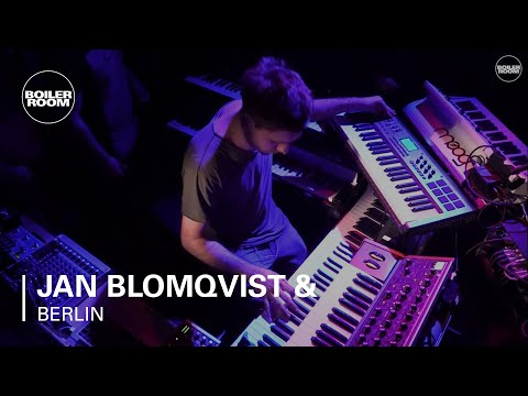 Jan Blomqvist & Band Boiler Room Berlin Live Set