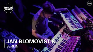 Jan Blomqvist & Band BOILER ROOM Berlin