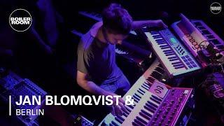 Jan BlomqvistBand Boiler Room Berlin Live Set