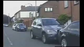 police chase pusuit in the UK