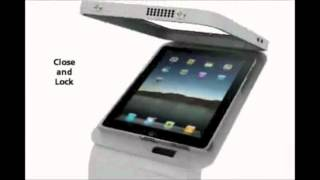 Portable Ipad Kiosk Stand By Www.youhuge.com