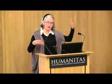 Humanitas - Professor Lorraine Daston, University of Oxford, Lecture 1