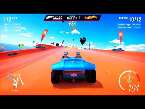 Forza Horizon 3 - Hot Wheels Expansion DLC Gameplay Preview