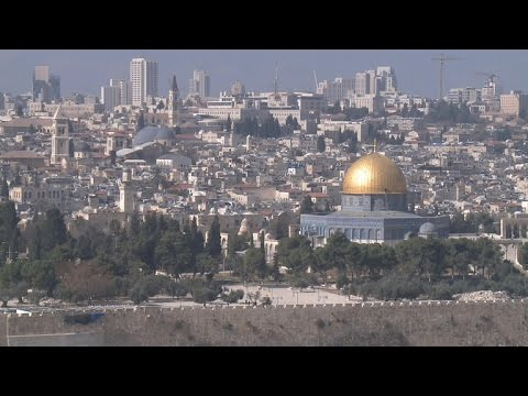 Israelis react to possible U.S. embassy move to Jerusalem