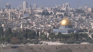 Israelis react to possible U.S. embassy move to Jerusalem