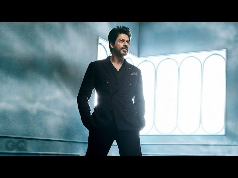 Shah Rukh Khan On GQ India Magazine Front Cover | Ft Shah Rukh Khan | SRK Empire