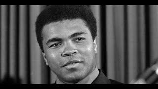 震驚!!! (中文字幕) 拳王阿里動人反越戰演說  Muhammad Ali's speech against Vietnam War