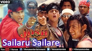 Sailaru Sailare - Hum Bhi Hain Josh Mein Shah Rukh Khan Video Song Josh 90&#39s Superh ...