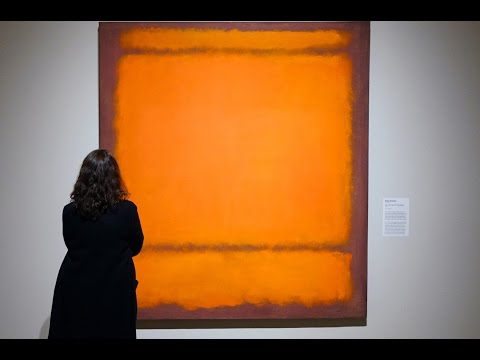 Rothko, No. 210/No. 211 (Orange)