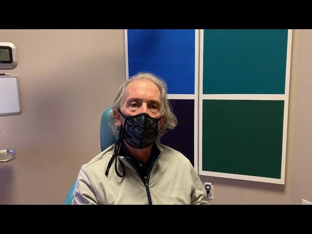Dallas Male Hair Transplant Testimonial