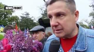 Житель Днепропетровска рубанул правду в эфире украинского телевидения!!!(