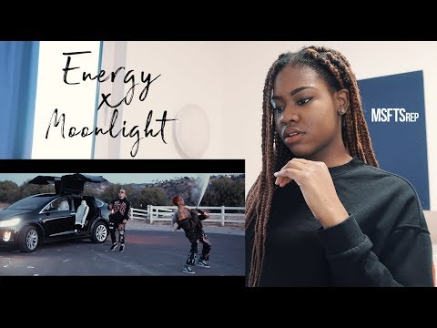 Ian Frequency - Energy x Moonlight ft. Jaden Smith | Msfts Frequency
