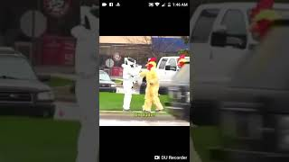 Omg cow vs chicken watch till end to see who wins