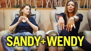 Wendy Williams on Comedians Walking & Getting Mani-Pedis
