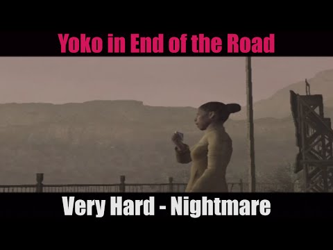 Yoko in End of the Road (Very Hard | Nightmare) - Resident Evil Outbreak: File #2