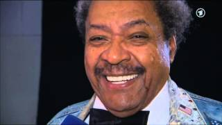 Don King in Germany