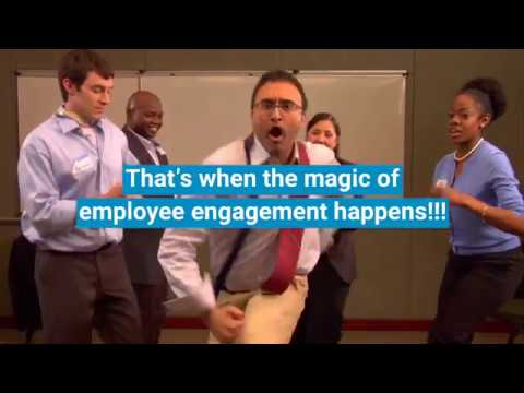 Why is employee engagement important for an organization's success?