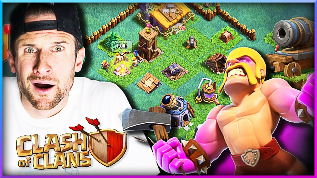 Clash of Clans UPDATE!! // I'M PLAYING AGAIN!!Clash Of Clans