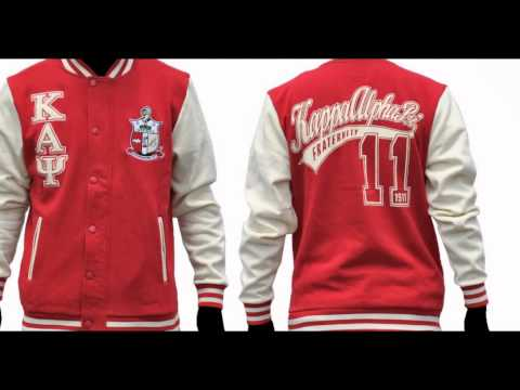 KAPPA ALPHA PSI JACKETS, CAPS, APPARELL, PARAPHERNALIA, GIFTS-AFRICAN IMPORTS USA
