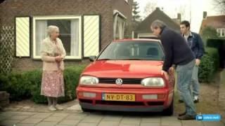 reklama volkswagen golf 3