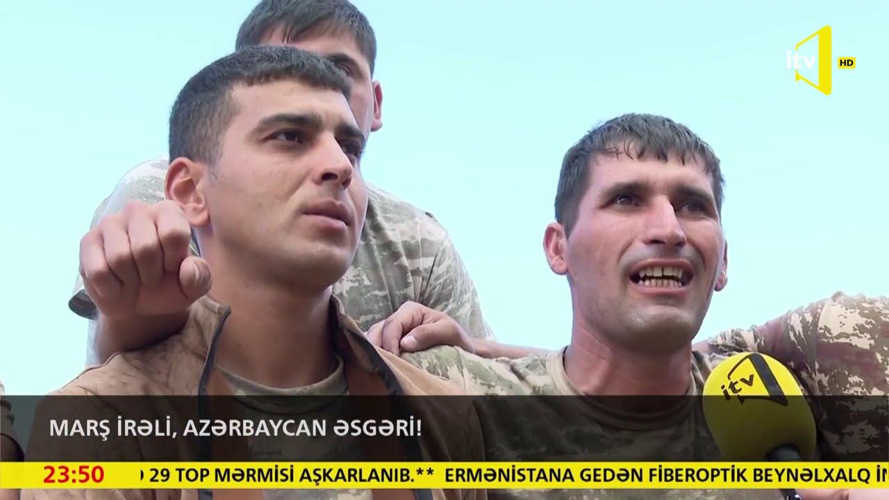 Azərbaycan Ordusu daha bir neçə kəndi işğaldan azad edib. son xeberler