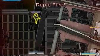 Raze 2 flash game (armorgames.com) - Alien campaign walkthrough
